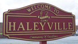 First 911 call made in Haleyville. (Bernard Troncale / Alabama NewsCenter)