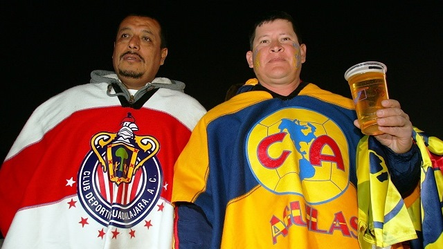 Mexico soccer teams Chivas and Club America bring rivalry to Birmingham