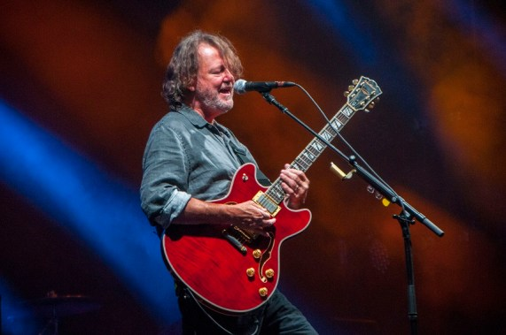 Widespread Panic performs at SlossFest. (Billy Brown / Alabama NewsCenter)