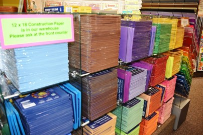 Stock up on school supplies tax-free this weekend. (Melissa Johnson Warnke)