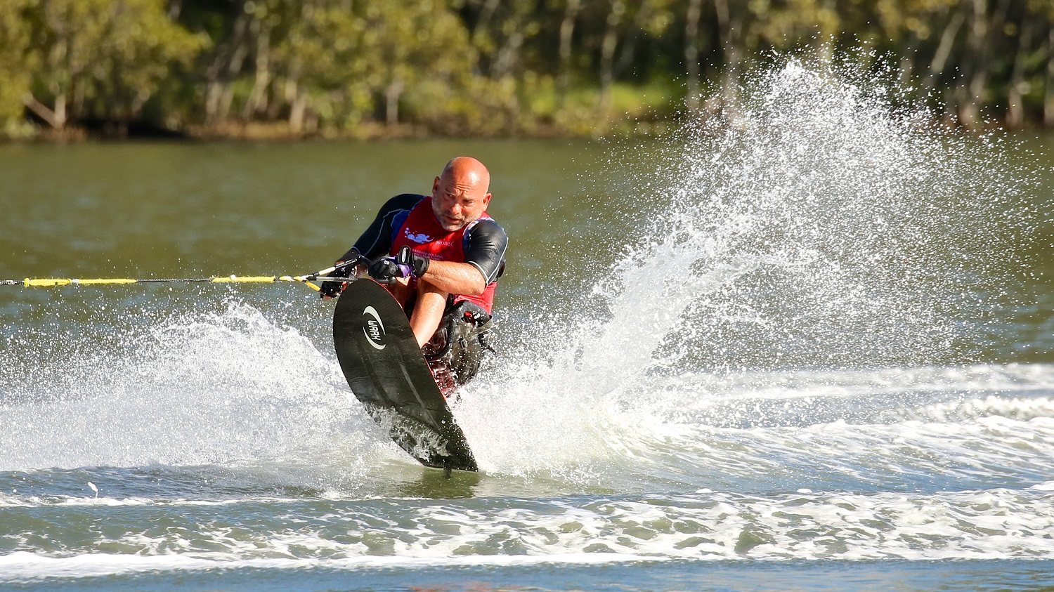 wheelchair skiing racing desk chair passion and pride on display for disabled alabama water