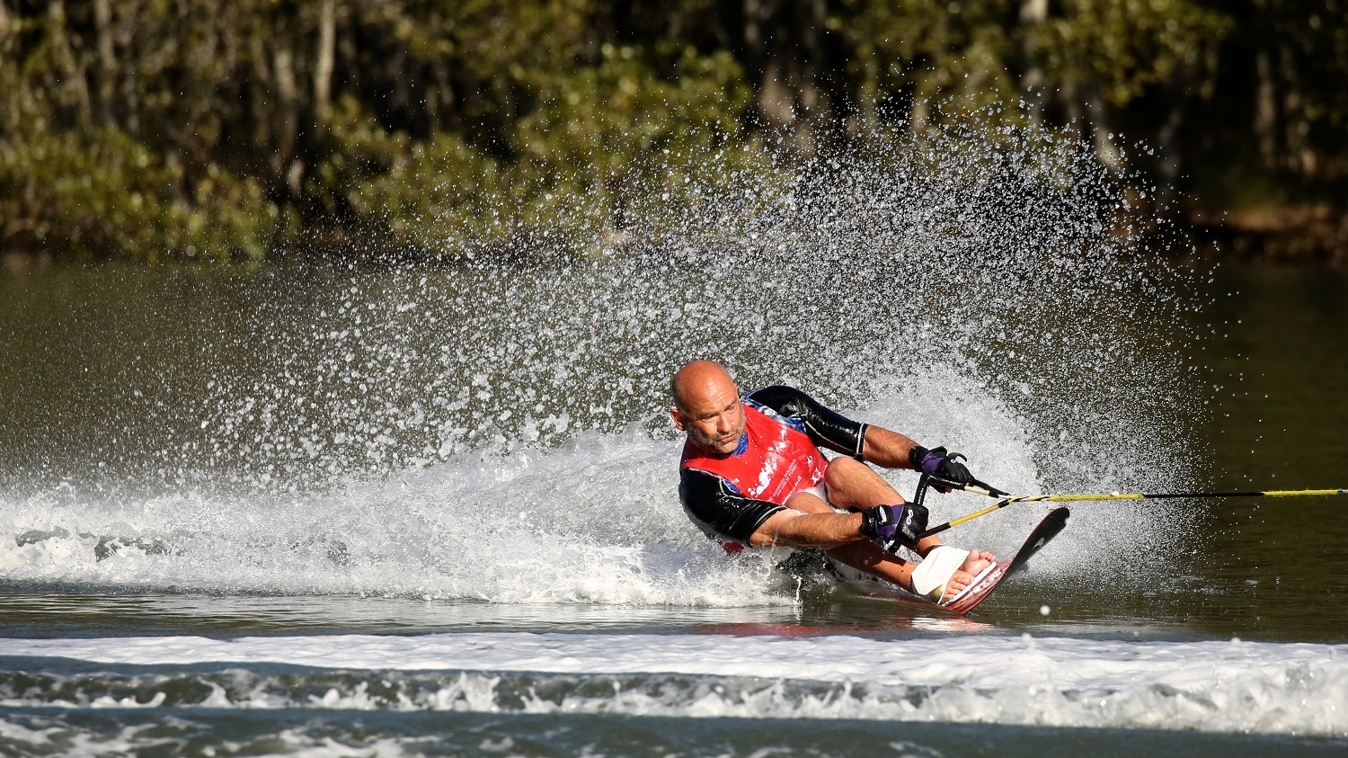wheelchair skiing eames chair frasier passion and pride on display for disabled alabama water
