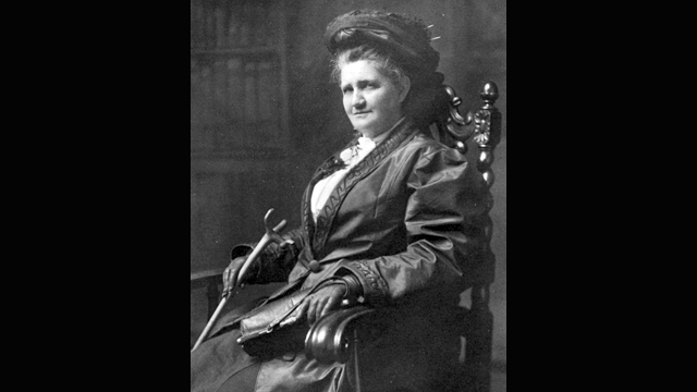 On this day in Alabama history: Julia Tutwiler was born in Tuscaloosa