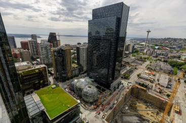Amazon's campus in Seattle. (Jordan Stead / Amazon)