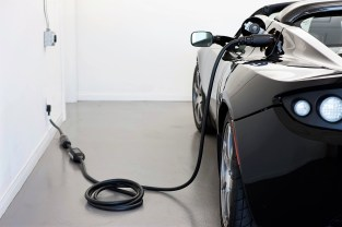 The latest version of the Tesla Roadster can go 620 miles on a single charge. (Tesla)