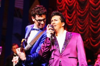 """Audiences of all ages will enjoy """"The Buddy Holly Story"""" Dec. 8-10 at the Birmingham-Jefferson Convention Complex.. (Gaye Gerard/Getty Images)"""