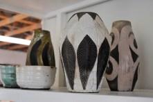 Blume-Cantrell discovered while in college that clay was her medium. (Karim Shamsi-Basha / Alabama NewsCenter)