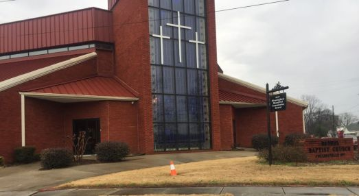 New campus of Bethel Baptist Church in Birmingham (file)