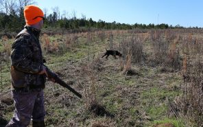 Hunting is one of the many sports that fall under the Outdoor Scholars Program. (Contributed)