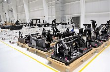MöllerTech's new Alabama facility has 50 workers as it ramps up to 220 by the end of next year. (Michael Tomberlin / Alabama NewsCenter)