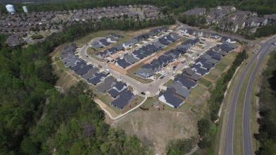 Alabama Power's Smart Neighborhood at Reynolds Landing is a community built for energy efficiency using microgrid technology. (Alabama Power)