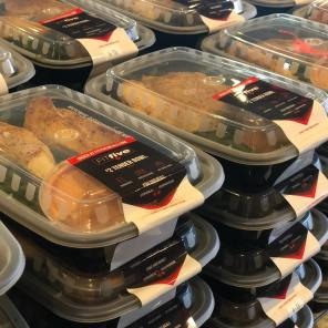 Fit Five serves up fresh 500-calorie meals from 11 locations. (contributed)