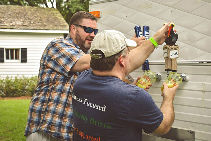 Gather your family and friends and head toward Bay Minette's Crawfish Cook-off. Entertainment includes live music featuring Ryan Balthrop, competitions and children's activities. (Contributed)
