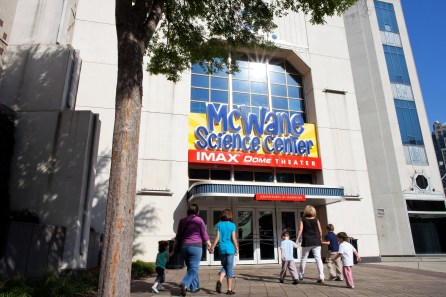 McWane Science Center has kept a steady stream of visitors coming from near and far for two decades. (contributed)
