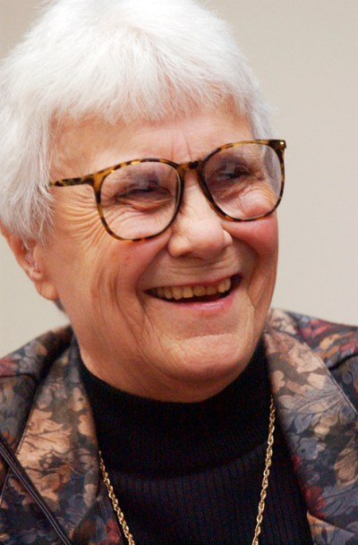 Pulitzer Prize-winning novelist Harper Lee studed law at the University of Alabama and edited the campus newspaper. (From Encyclopedia of Alabama, courtesy of The Birmingham News)