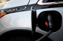 More and more automakers are offering electric or hybrid vehicles. (Jeff Kowalsky/Bloomberg)