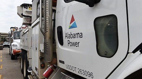 Alabama Power crews enact their plan for storm restoration following Hurricane Michael. (file)