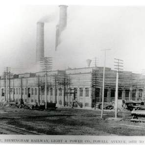 A historical look at Powell Avenue Steam Plant. The next century will be different than the first for the historic Powell Avenue Steam Plant. (file)