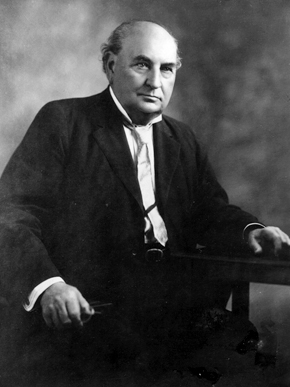 John Hollis Bankhead (1842-1920) was a U.S. senator, an Alabama state legislator and warden of the state penitentiary at Wetumpka from 1881-85. His efforts to improve the nation's roads and waterways led to bridges, roads, and tunnels being named in his honor. (From Encyclopedia of Alabama, courtesy of Alabama Department of Archives and History)