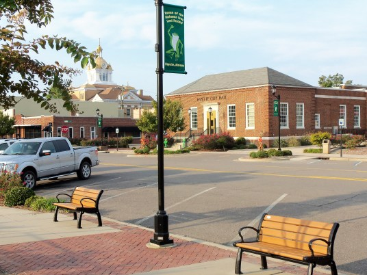 Fayette was among the Alabama cities represented at the recent walkability conference. (contributed)