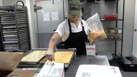 Nourish Foods employs 23 people, including six full-time chefs. (Mark Jerald/Alabama NewsCenter)