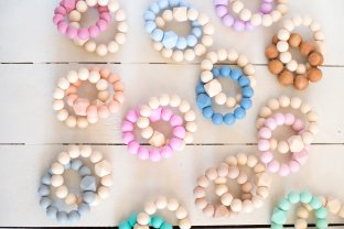 Rattles by Indie & Chic. (Brittany Faush/Alabama NewsCenter)