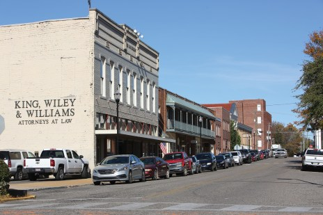 Walkability increases the economic viability of a downtown and encourages those passing through to stop. (contributed)