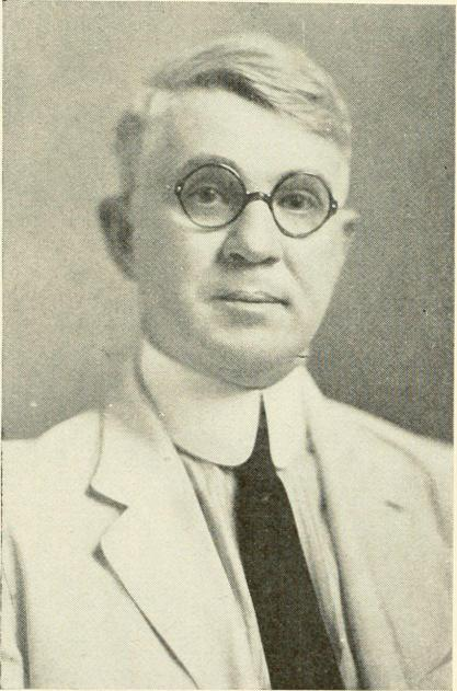 """George B. Ward, published in 1922 in """"A History of Rome and Floyd County."""" (Wikipedia)"""
