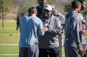 The Birmingham Iron has completed its first week of training camp. (contributed)