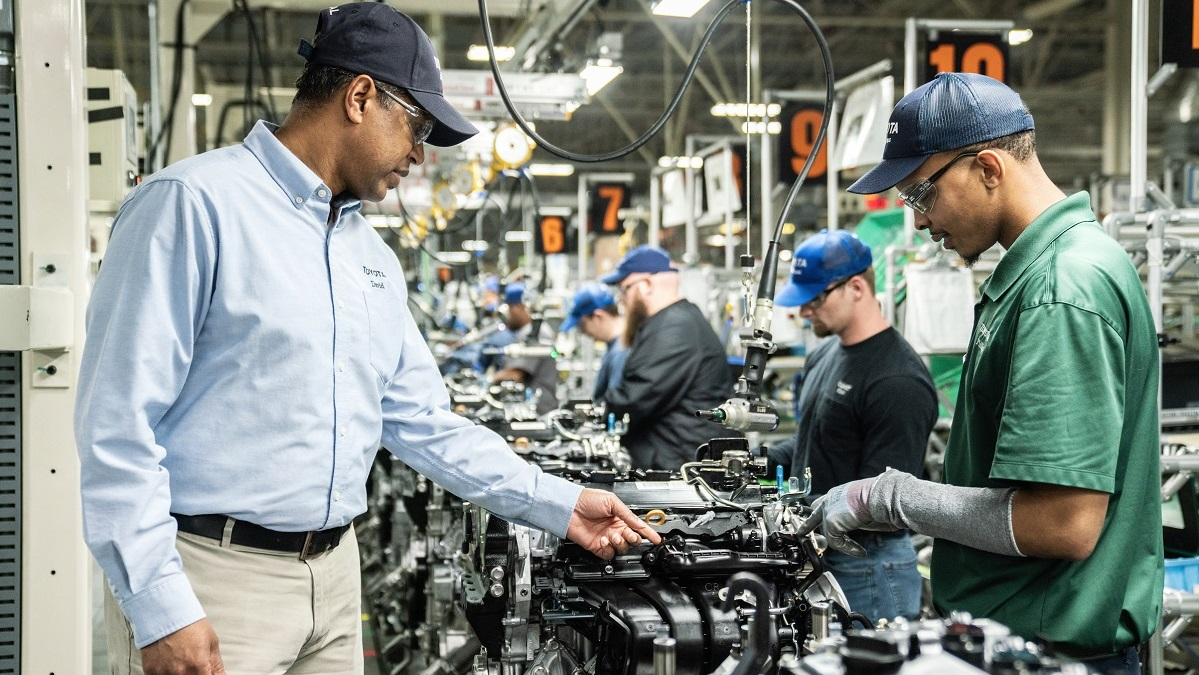 Alabama workers built 1.6M engines in 2018 to add auto horsepower