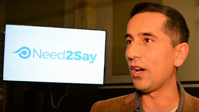 Birmingham Velocity Accelerator elevator speech: Need2Say