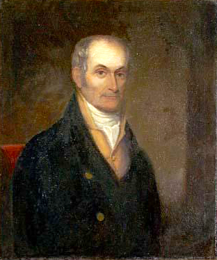 Willie Blount (1768-1835) was governor of Tennessee from 1809-1815. During the Creek War of 1813-14, Blount sent Andrew Jackson and his Tennessee forces to protect settlers on lands that would become part of present-day Alabama. Blount County is named in his honor. (From Encyclopedia of Alabama, courtesy of North Carolina Museum of History)