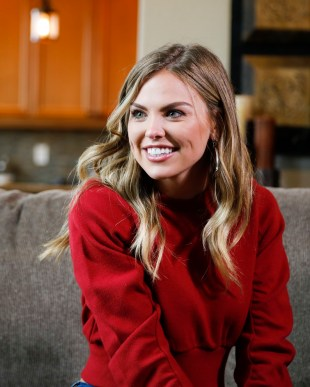 "Hannah Brown on ""The Bachelor."" (Josh Vertucci/ABC) HANNAH B."