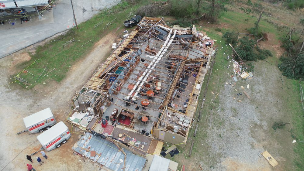 Alabama Power restores outages, communities work to ...