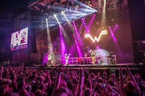 Weezer is among the artists who have performed at Hangout Fest. (Hangout Fest)