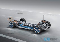 Mercedes-Benz has announced plans to produce electric versions of its popular vehicles. Now its parent company is investing n a next-generation battery startup. (Mercedes-Benz)