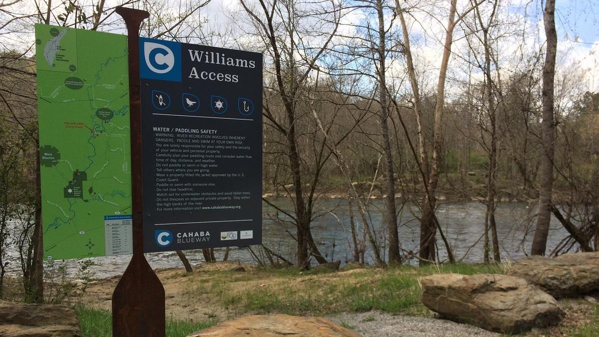 Cahaba Blueway program seeks to improve access to Cahaba River