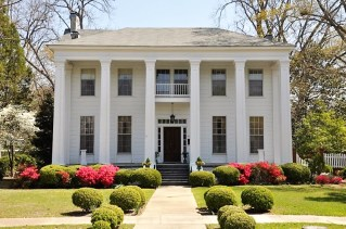 The Eufaula Pilgrimage features a number of classic Alabama homes like the Couric-Smith house. (contributed)