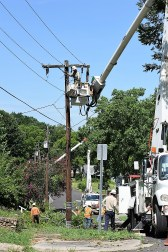 National Lineman Appreciation Day is a day to recognize those who keep electricity and other necessities flowing to homes across the country. (Phil Free / Alabama NewsCenter)