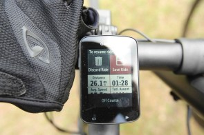 Tracking the trek. (Meg McKinney/Alabama NewsCenter)