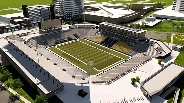 Protective Stadium will be name of new Birmingham multipurpose venue