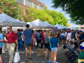 Don't miss opening day at the Outdoor Market. (Contributed)