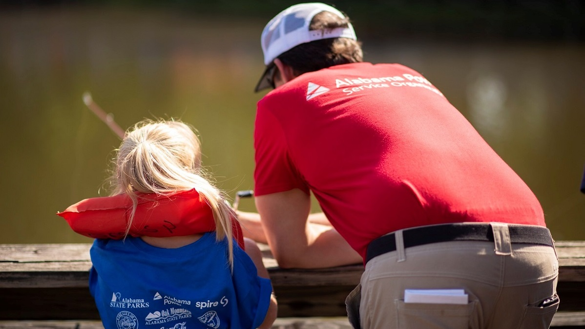 Exceptional Anglers makes fishing dreams come true for students