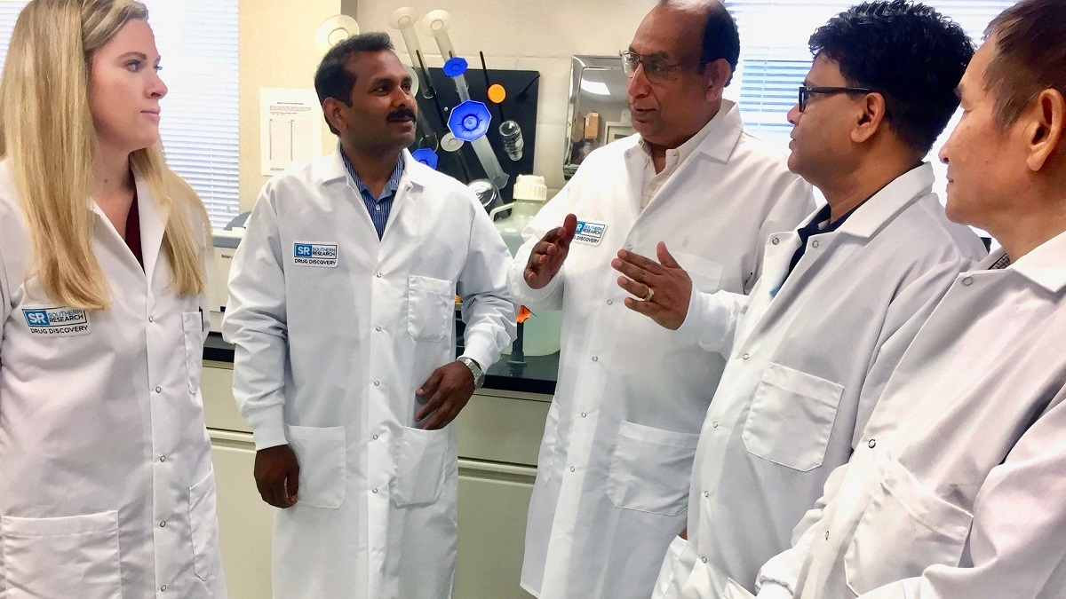 Southern Research team targets new, safer drugs for malaria