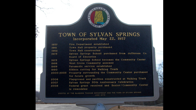 On this day in Alabama history: Sylvan Springs was incorporated