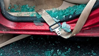 Thanksgiving and Christmas are almost equal when it comes to an increase in fatal automobile crashes. (Getty Images)