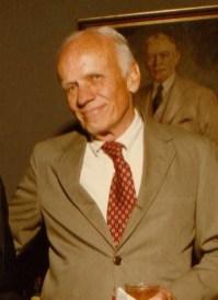 Portrait of Walker Percy, 1987. (Aspen Institute, Wikipedia)