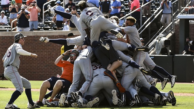 Auburn University baseball team punches ticket to 2019 College World Series