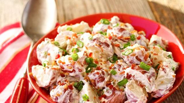 Recipe: Bacon Ranch Potato Salad