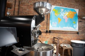 Mural City Coffee Co. has brought a wide range of coffees and teas to Dothan, in an atmosphere that makes you want to hang around a while. (Brittany Faush/Alabama NewsCenter)